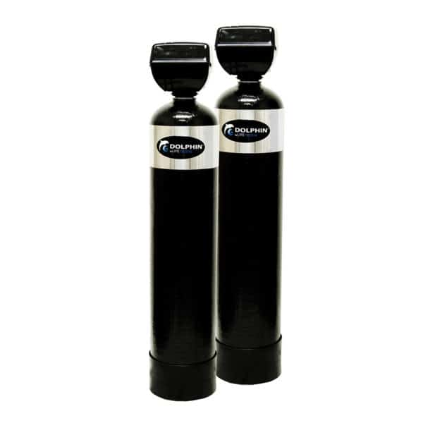 Double Dolphin Whole Home Filtration System