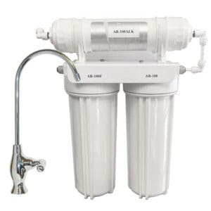 Life Under Counter Drinking Water System