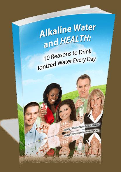 Alkaline Health: 10 Reasons to Drink Alkaline Water Every Day