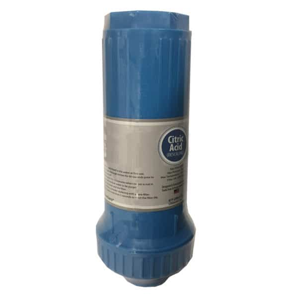 MXL Water Ionizer Citric Acid Cleaning Cartridge