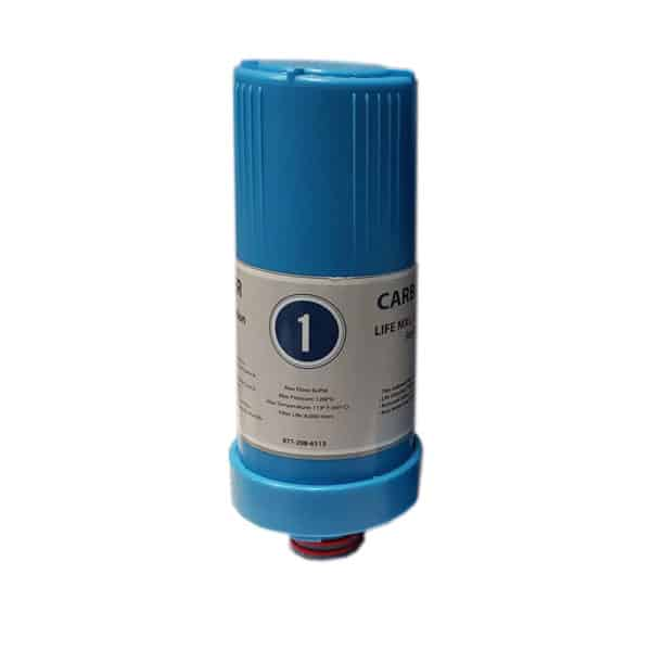 MXL Water Ionizer Replacement Filter Number 1