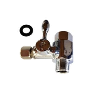 Under Counter Cold Water Connect Valve